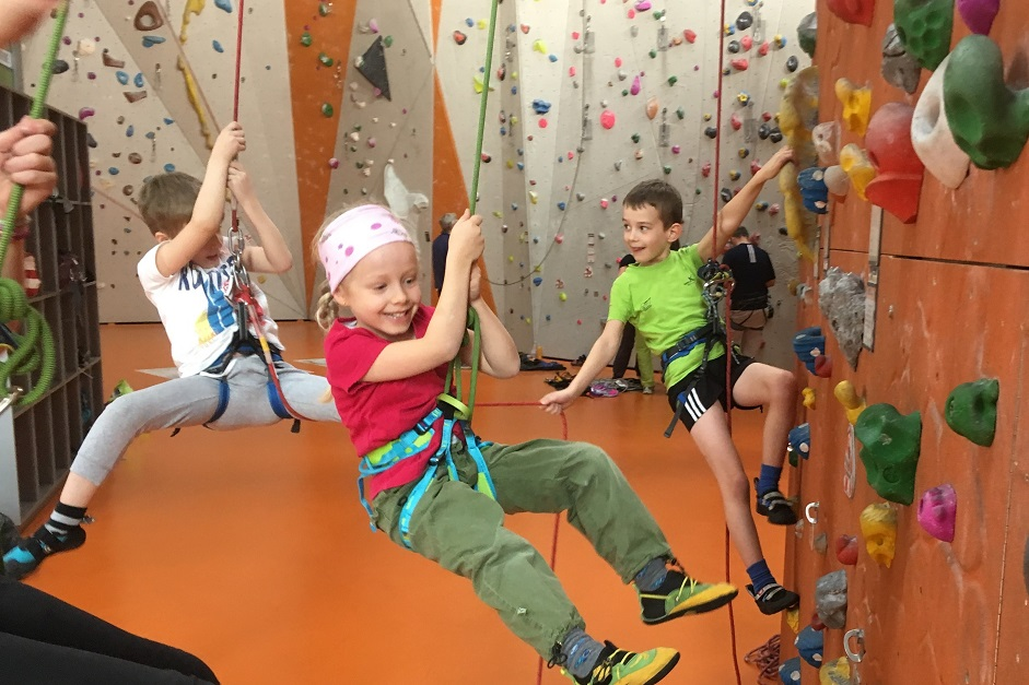 Kletterkurs München Kinder