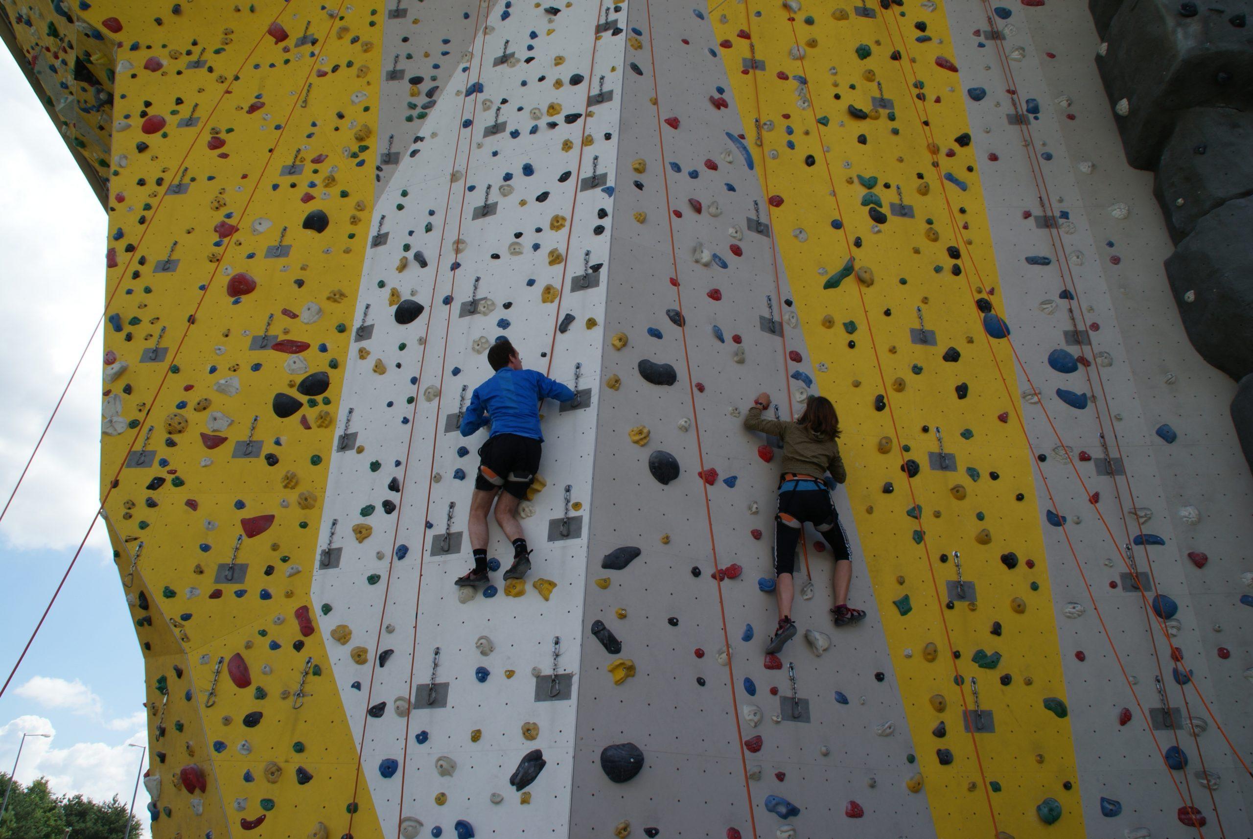 Kletterkurs München Indoor