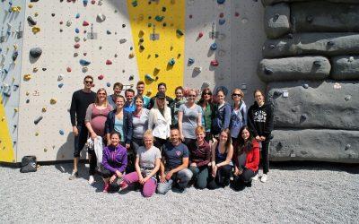 Klettern als Teamevent – Wenn aus Kollegen Teams werden